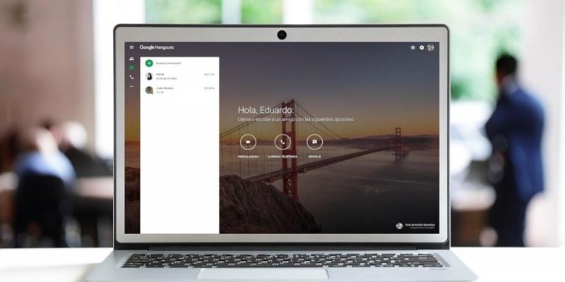 El desorden Hangouts y una medida para organizarlo