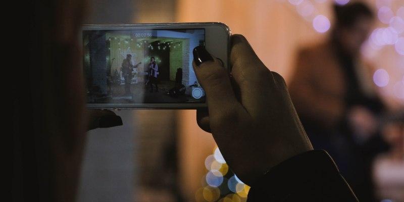 Crea tus propios videos en VSCO