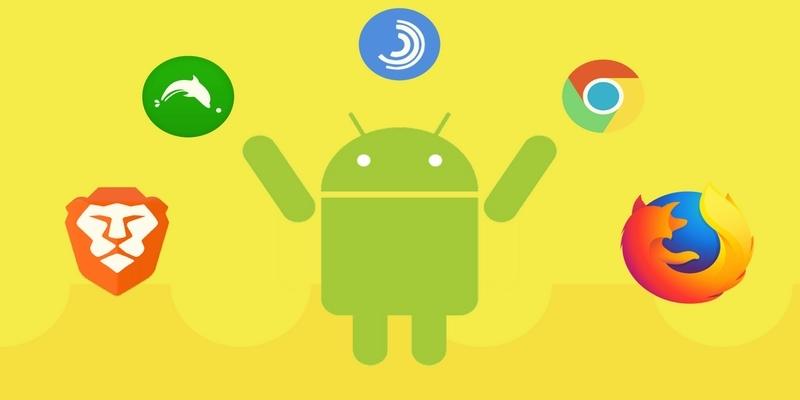 ¿Cuáles son los mejores navegadores de Android en 2020?