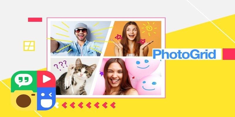 Edite fotos en su teléfono con Photo Grid