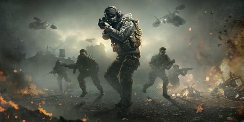 El éxito de Call of Duty