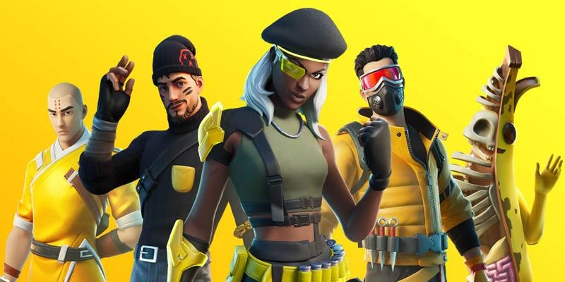 Epic Games: Fornite Tercera Temporada