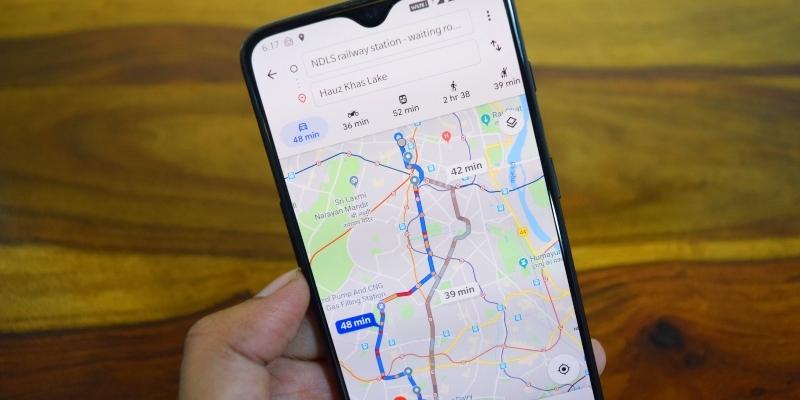 Google Maps estrena interfaz y nueva voz
