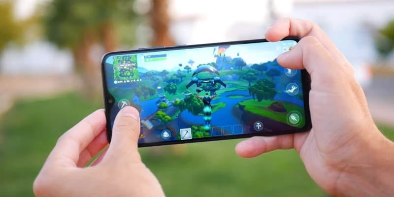 Google Play Store recibe a Epic Fortnite