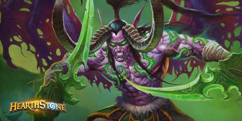Actualización de equilibrio de Hearthstone en Demon Hunter