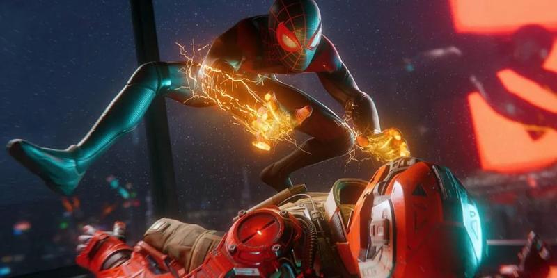 Información oficial sobre Spider-Man Miles Morales