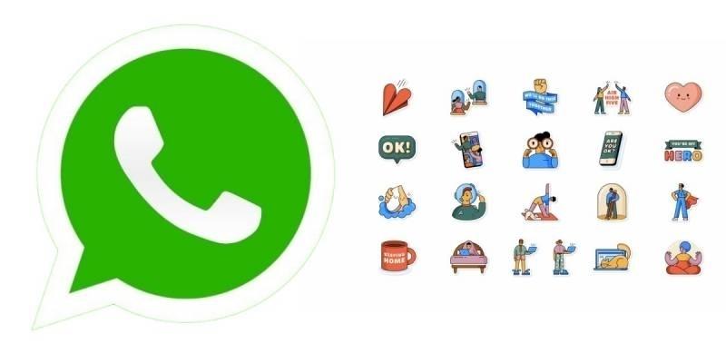 Cómo probar los nuevos stickers de WhatsApp