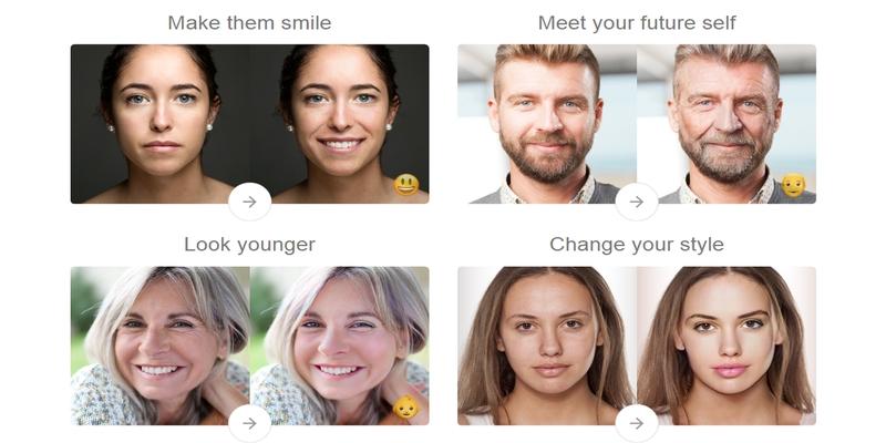 La razón por la que nunca deberías usar Faceapp