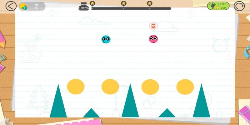 Love Balls: uno de los mejores juegos para ejercitar tu cerebro