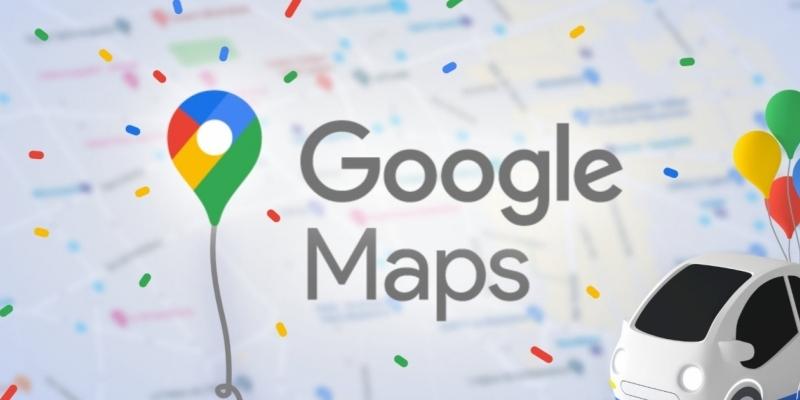 Novedades en Google Maps por la celebración de su 15 cumpleaños