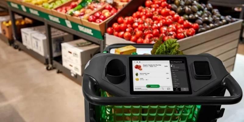Nueva generación de compras: Amazon presenta Amazon DashCart