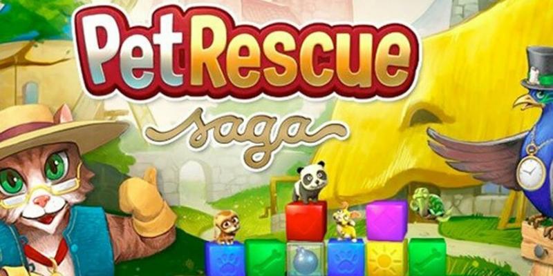 Pet Rescue recibe un invitado muy especial