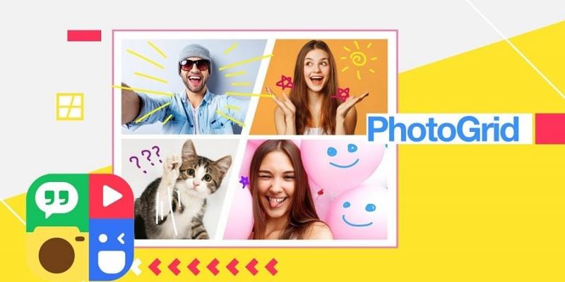 Photo Grid entre las mejores apps de edición