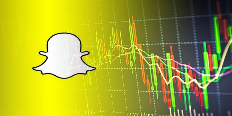 Aumento de stock de Snapchat