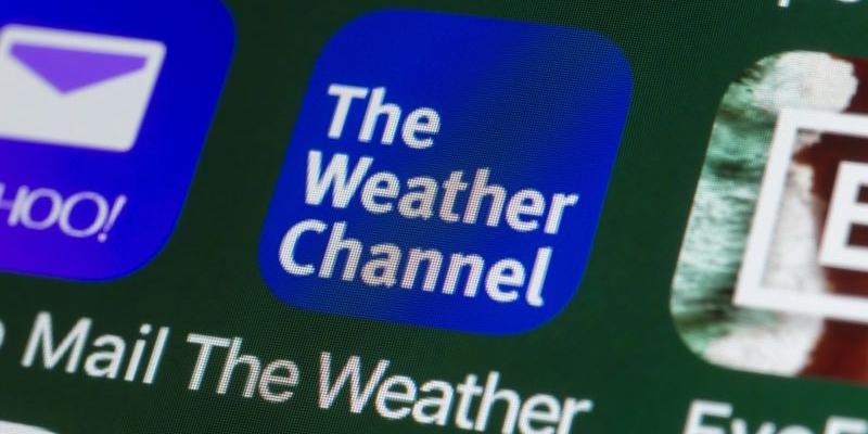 The Weather Channel entre las mejores apps para móviles