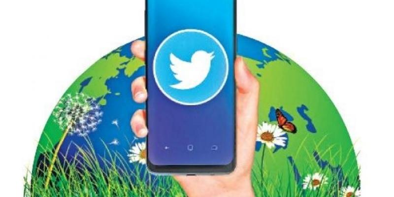 Twitter celebra el Día de la Tierra