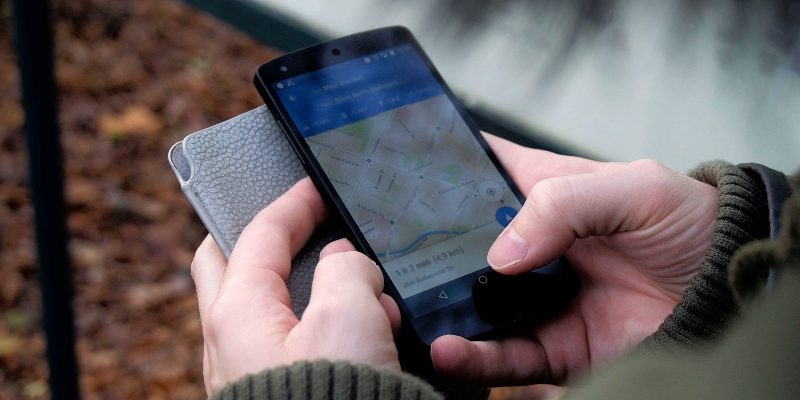 Viajes seguros de Covid-19 en Google Maps