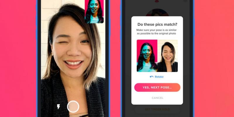 Vídeollamadas y chequeo de perfil, lo nuevo en Tinder