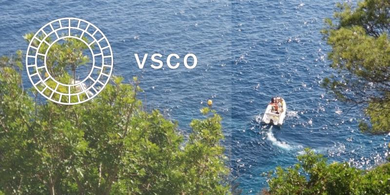 VSCO entre los mejores editores de fotos para móviles