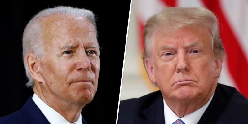 YouTube publica anuncios de campaña de Trump y Biden